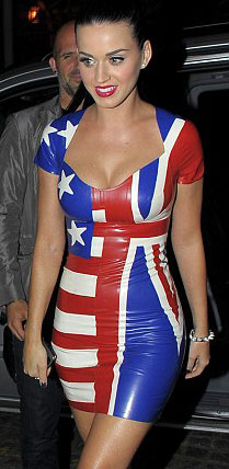 katy perry latex