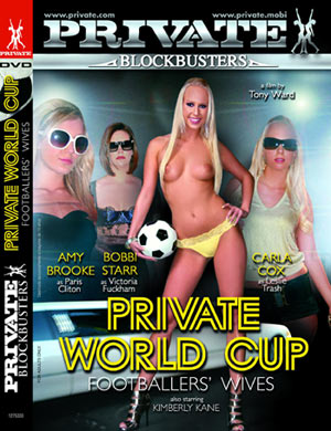 For Private world cup footballers wives