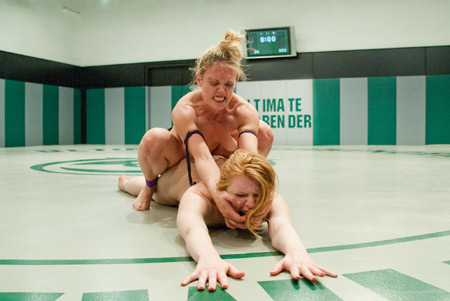 all girl fight club hard strap on sex