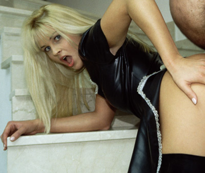nikki anderson french maid sex