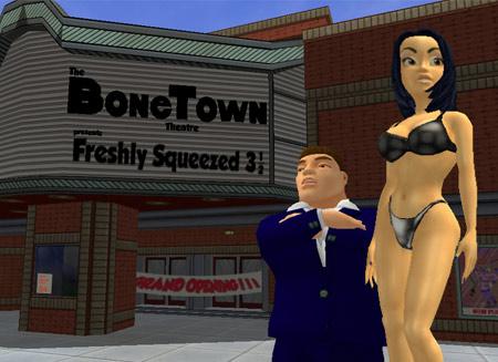 bonetown homor