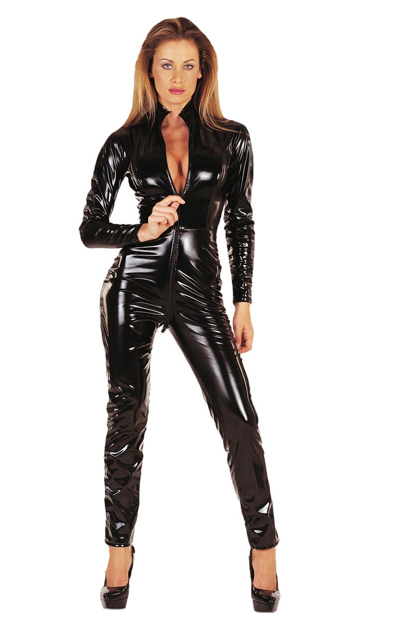 catsuit latex