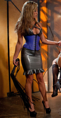 rubber corset set design