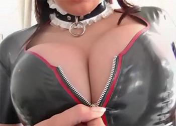 Big rubber tits