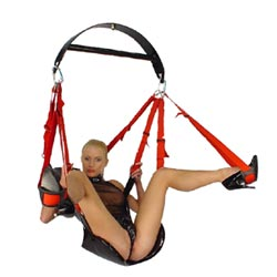 sex swing body support