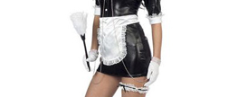 The Forplay Sexy French Maid Costume Mystery