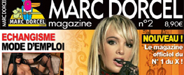 Marc Dorcel Magazine Review