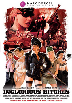 inglorious bitches DVD