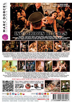 inglorious bitches dvd back