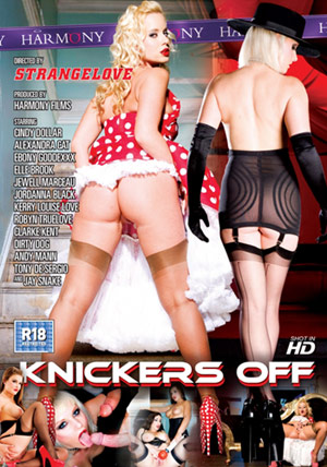 knickers off harmony dvd review