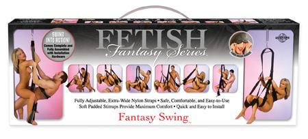 fetish fantasy swing black