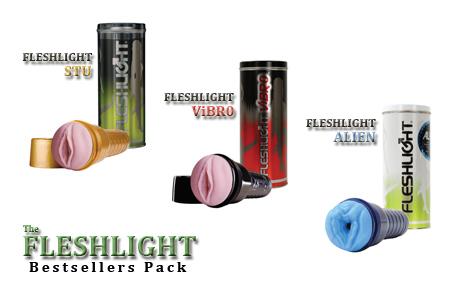 fleshlight bestsellers pack