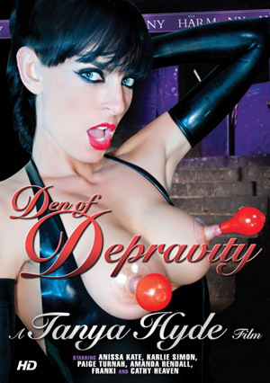 den of depravity dvd review