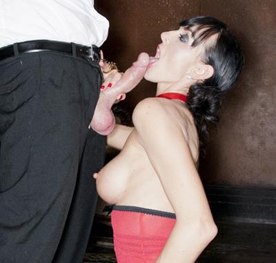 divine whores franki cock lick