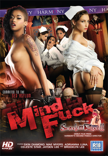 mind fuck dvd front cover