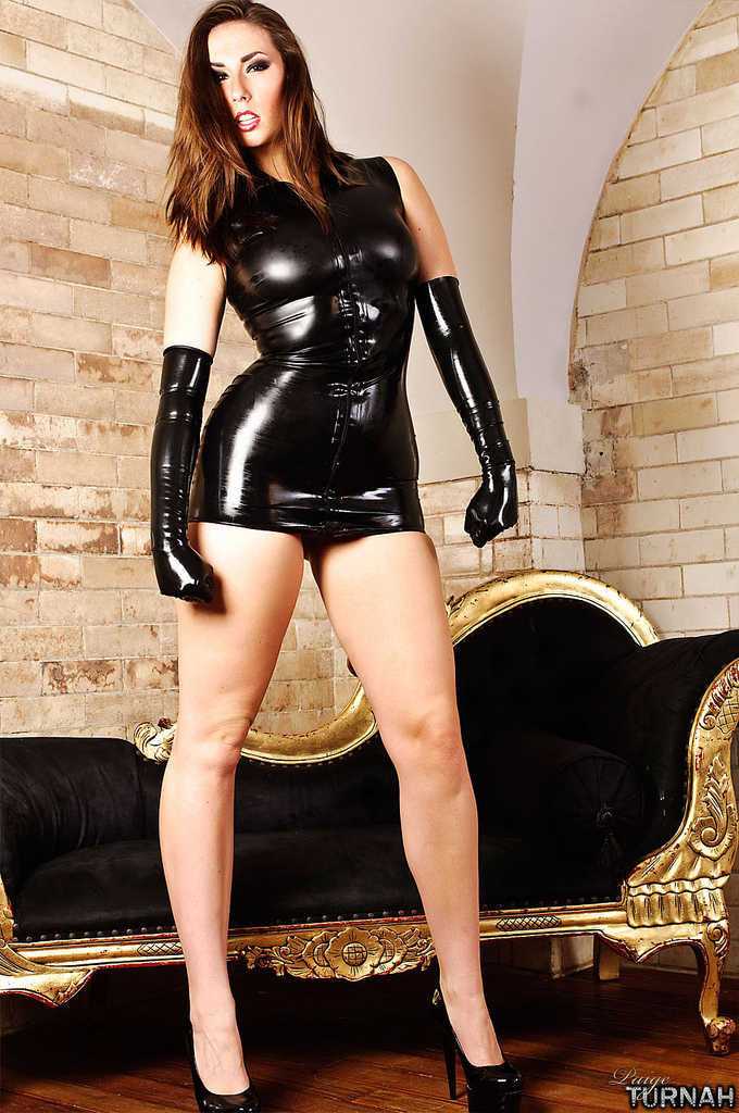 paige turnah latex