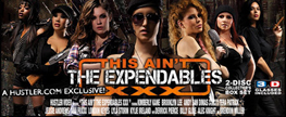 This Ain't Expendables XXX: Online Exclusive