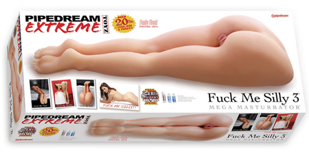 fuck me silly 3 legs sex toy