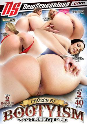 church of bootyism 3 dvd