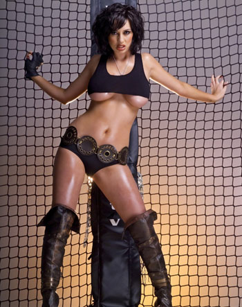 sophie howard caged boots