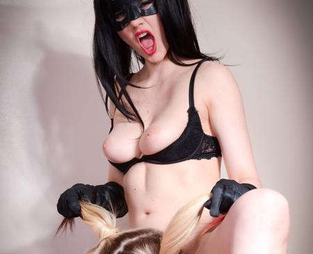 Harley Quinn Catwoman sex