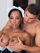Maid Noemilk's Perfect Tits
