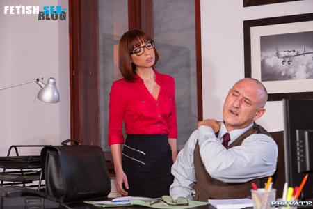 tina_hot_secretary